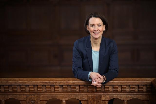 Senatorin Dr. Claudia Bogedan